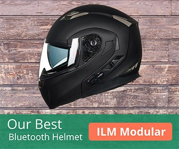 best bluetooth helmet modular