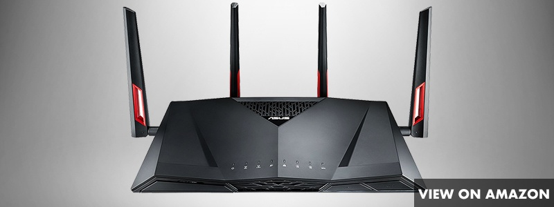 ASUS 3-In-1 Wireless Router review