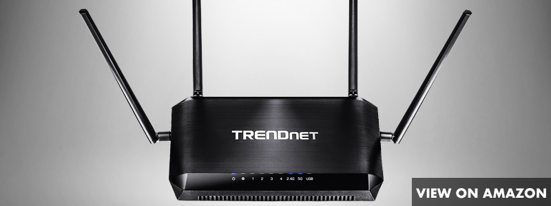 TRENDnet AC2600 review
