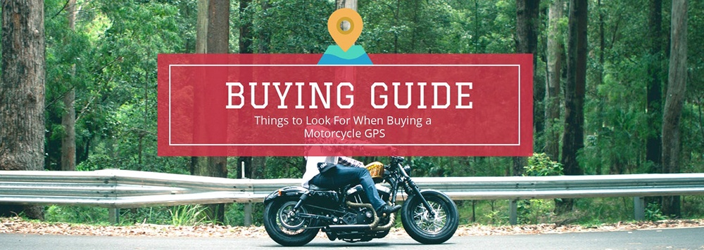 motorcycle gps buying guide