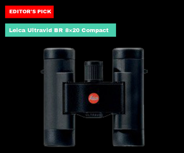 Leica Ultravid BR 8×20 Compact