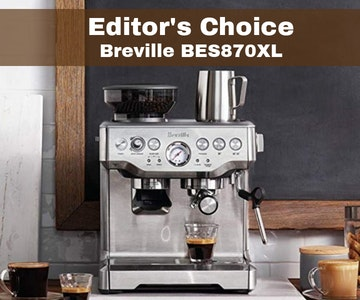 Editor's Choice of Coffee Makers with Grinder Reviews