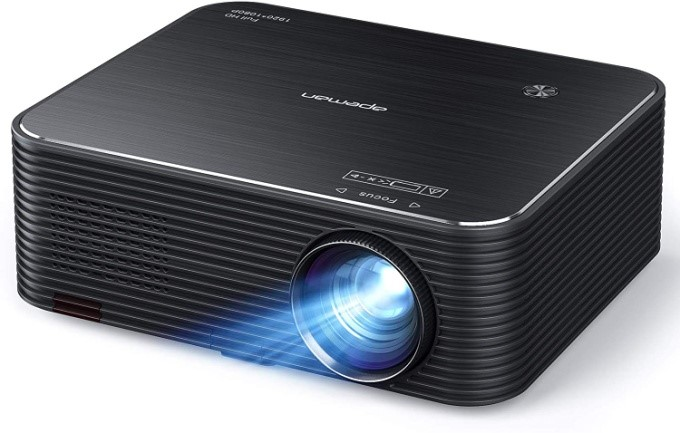 APEMAN LC650 1920x1080P HD Portable Projector